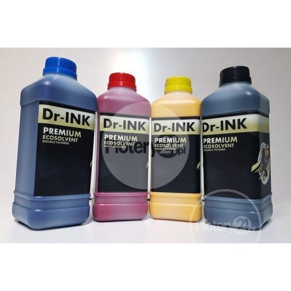 Flush head cleaner Dr-INK Cleaning Fluid 1L 1000ml High Quality Cleaner do tuszu eko-solvent mild-solvent
