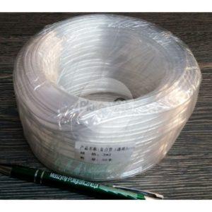 Wężyk Przewód Tuszu Ink Tube 3mm x 2mm 1mb odporny na solvent clear