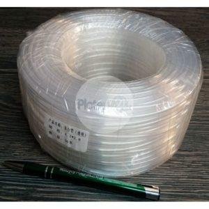 Wężyk Przewód Tuszu Ink Tube 4,2mm x 2,8mm 1mb odporny na solvent clear