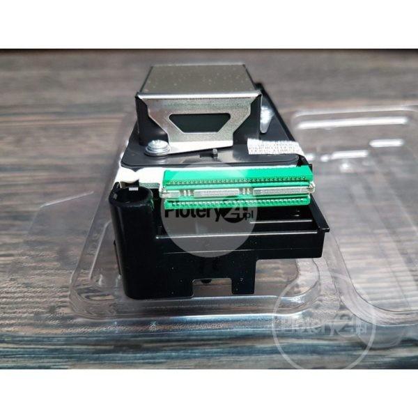 Głowica drukująca Epson DX5 Solvent MUTOH Japan Nowa Oryginał Solwentowa UV Green Port Zielone Złącze