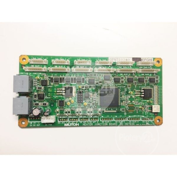 Płyta Mutoh Junction Board DE-36763A DG-40135 1204 1304 1614 1604
