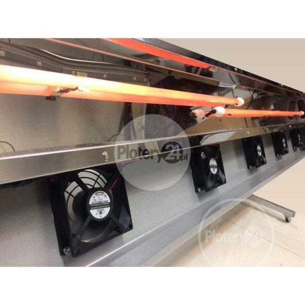 NOWA! Profesjonalna suszarka wydruków 160-180 cm IR podczrwien + wentylatory + stelaż uniwersalna Mutoh Roland Mimaki