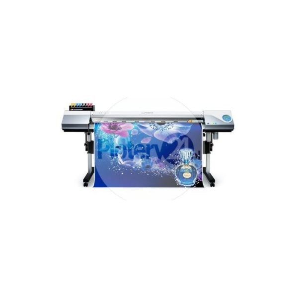 RENEW! Ploter drukujący ROLAND RE-640 DX6 po serwisie, nowa głowica + PC VersaArt 160cm 23m2/h