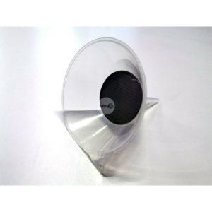 Zestaw 4 lejków z metalowym sitkiem, odporne na tusz solvent ecosolvent mildsolvent sublimacja